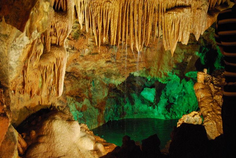 Mira de Aire Caves